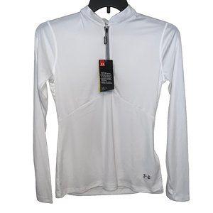 Under Armour Swift Mock Golf Pullover Jacket